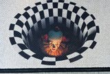 Welcome Mat - Creepy IT the Clown