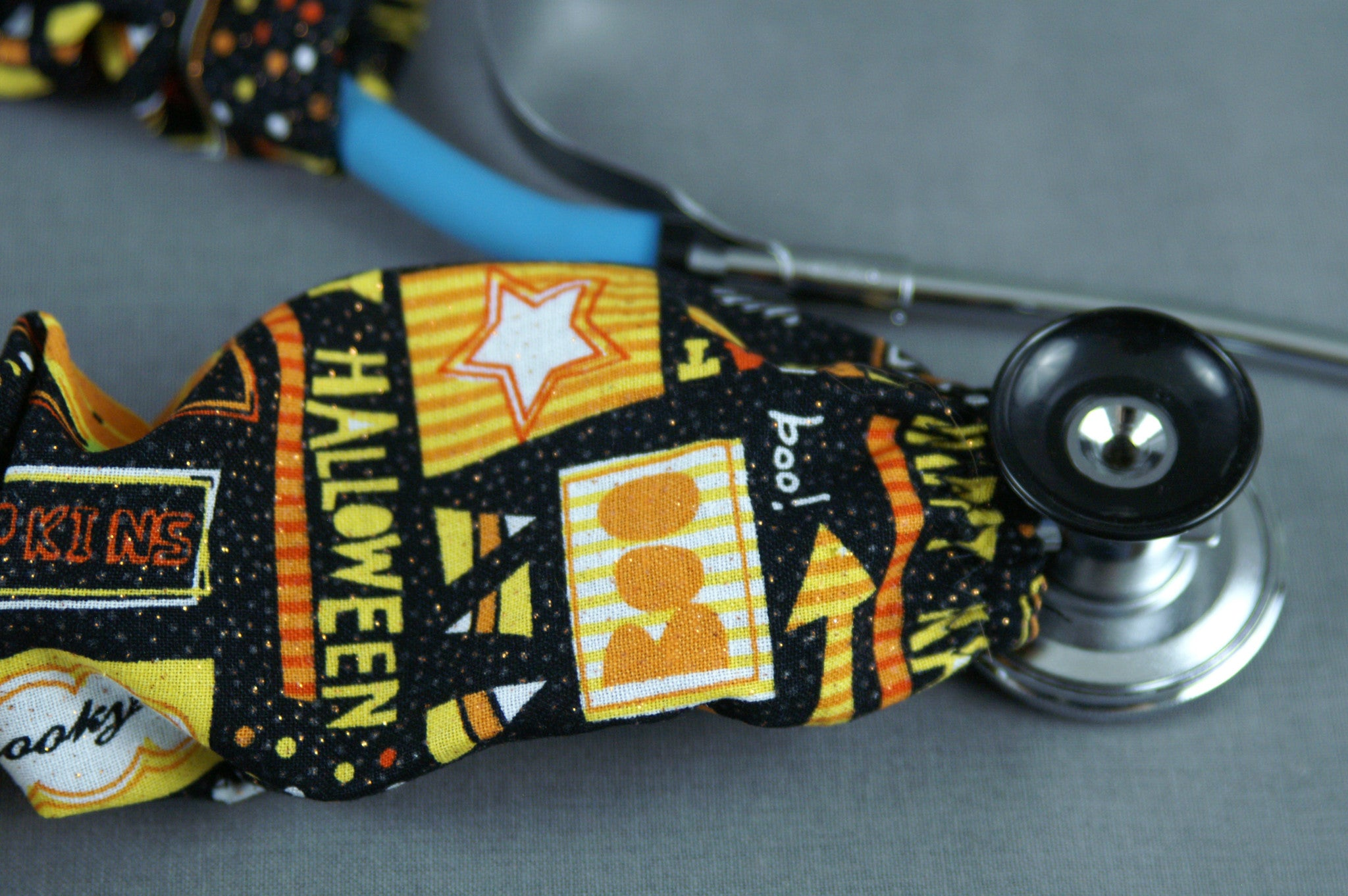 Stethoscope Cover - Halloween