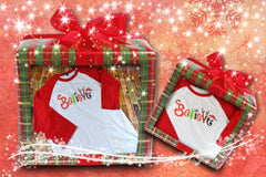 Believe Women's Christmas Shirt