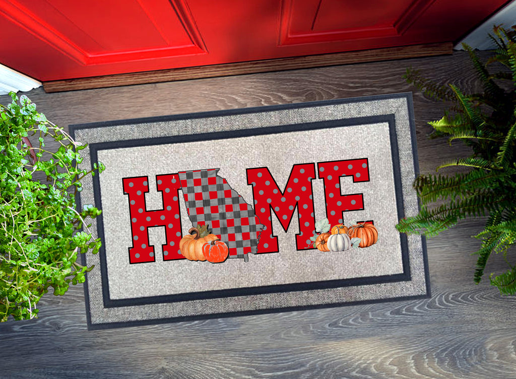 Welcome Mat - Georgia HOME