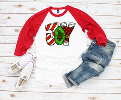 Women's Christmas Shirt - JOY