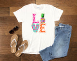 Women's Summer LOVE - Tank or T-Shirt
