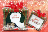 Women's Christmas Raglan Shirt - Merry Christmas!