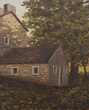 Stone House in the Woods - Chris D'Antonio