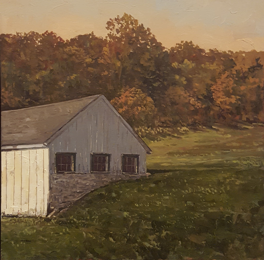 Barn on the Hill - Chris D'Antonio