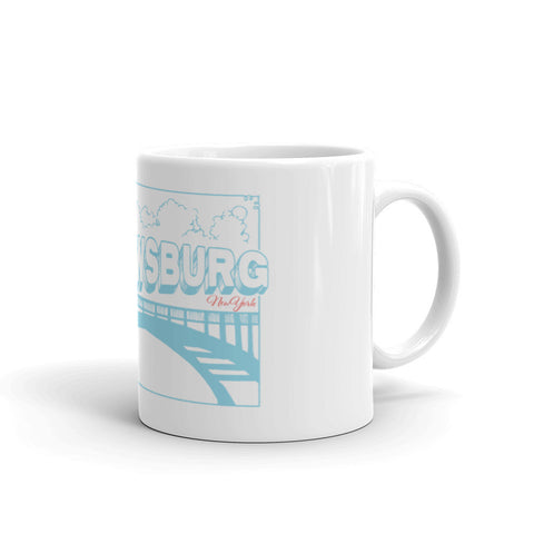 Narrowsburg, NY Catskills Mug Embrace the tourist in you