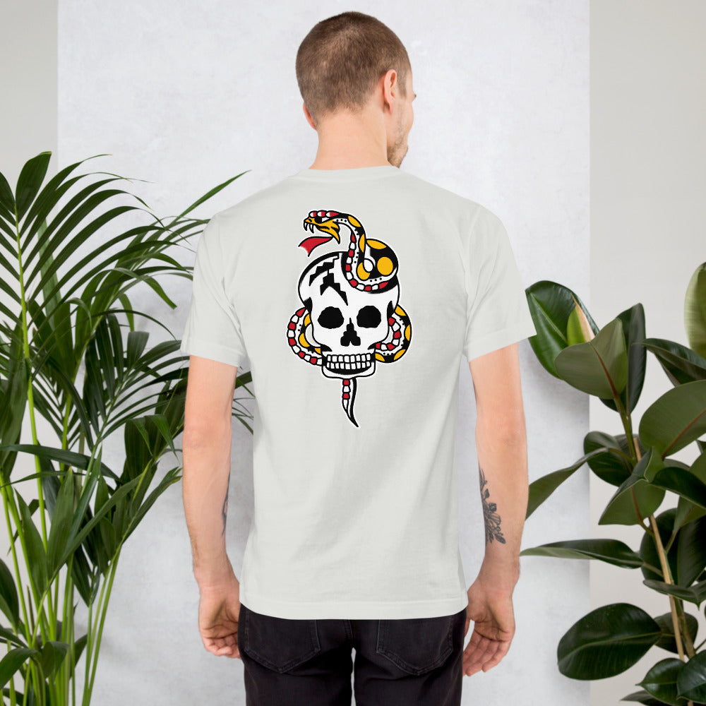 Artist Series T-Shirt by Nick Lattimer