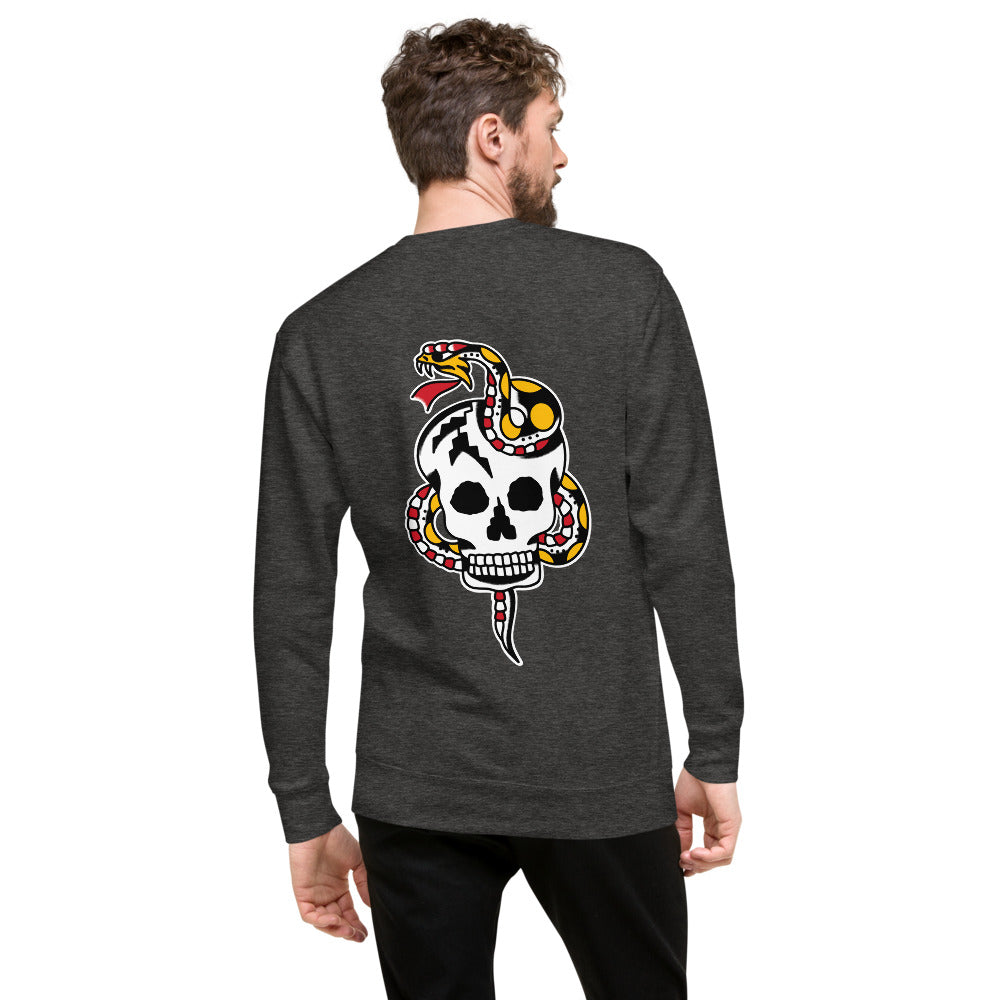 Artist Series Sweatshirt by Nick Lattimer
