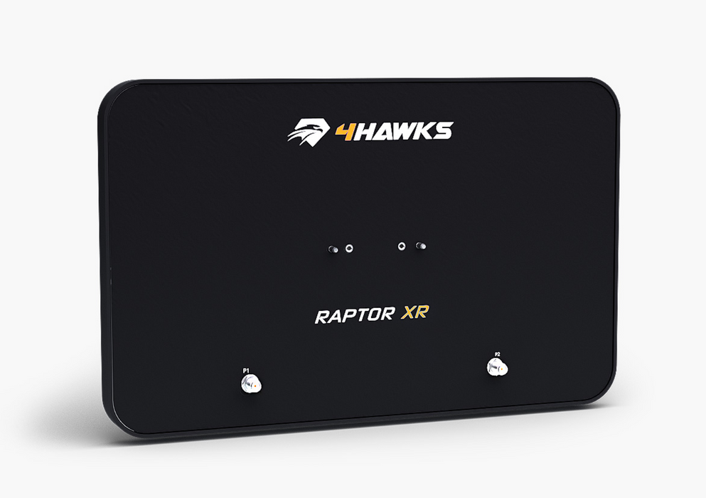 4Hawks Raptor XR Range Extender Dual Band (Mavic Mini / Air / Pro / Platinum, Spark, & Mavic 2)
