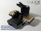 3DR Solo - Compact Amplifier Mount
