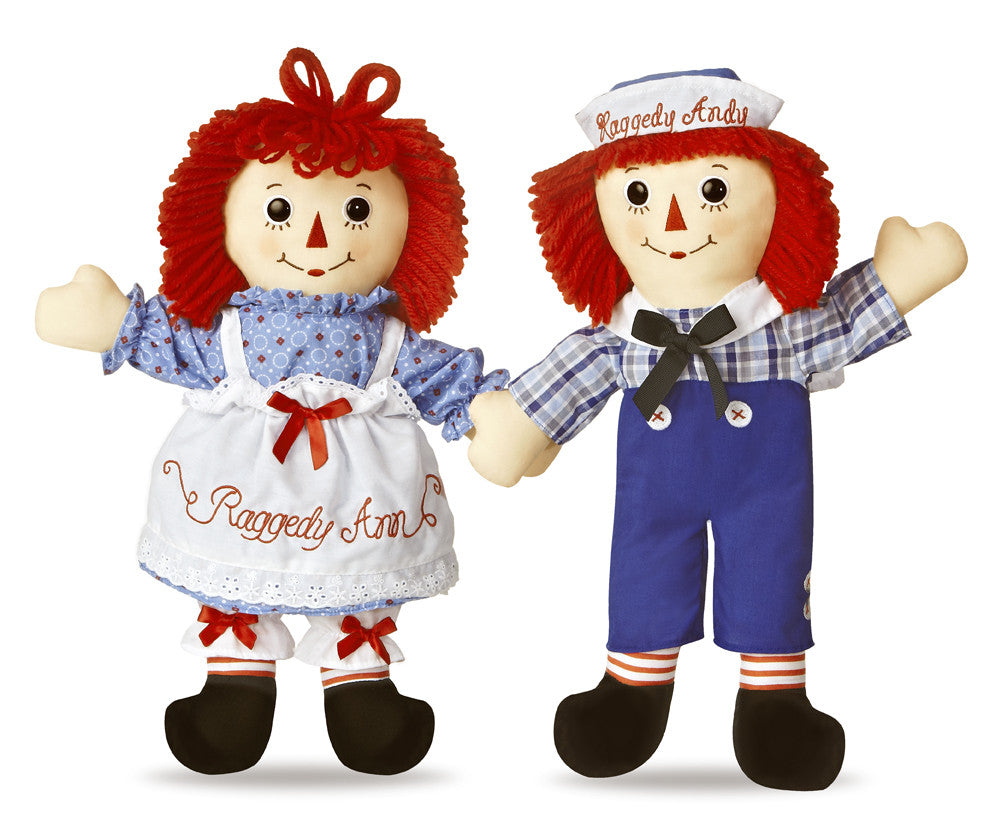 Raggedy Ann's 100 Years as one of America's Most Famous Dolls