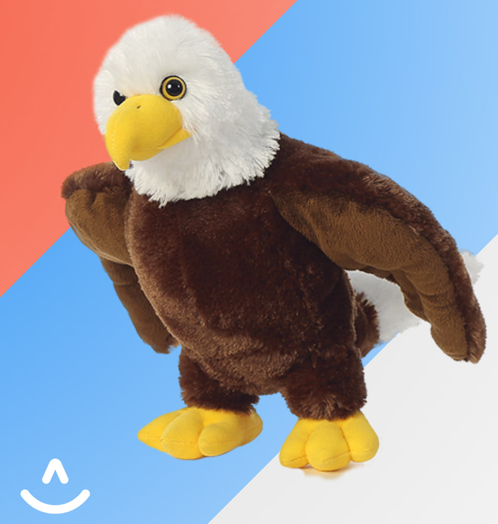 Why is The Bald Eagle a Symbol for the USA?