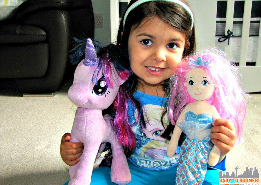 Aurora World Plush Reviewed by Katie at Baby to Boomer Lifestyle