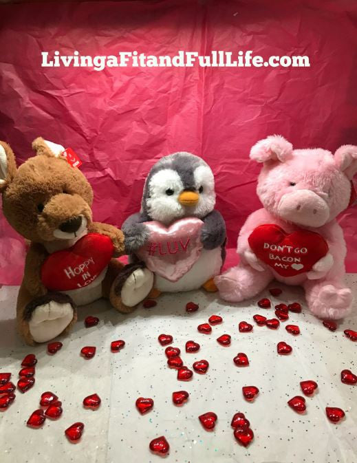 Living a Fit and Full Life - Review of our Valentine Products
