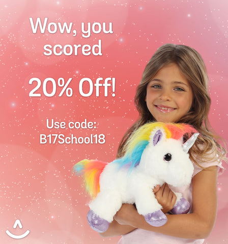 Aurora World Back to School Sale 20% Off