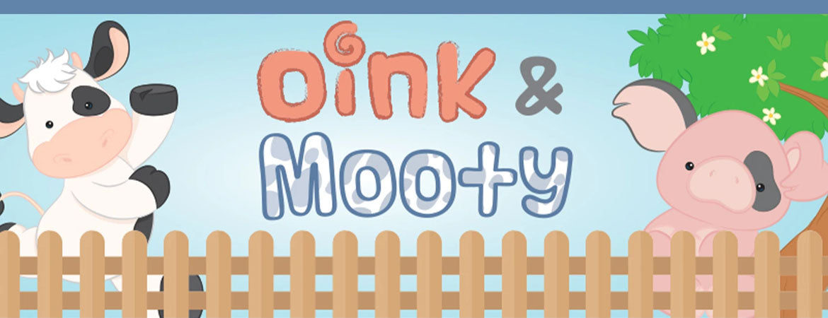 Oink & Mooty by Aurora