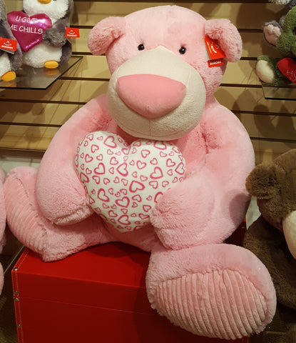 Aurora World - Valentine's Day Strawberry Latte Bear