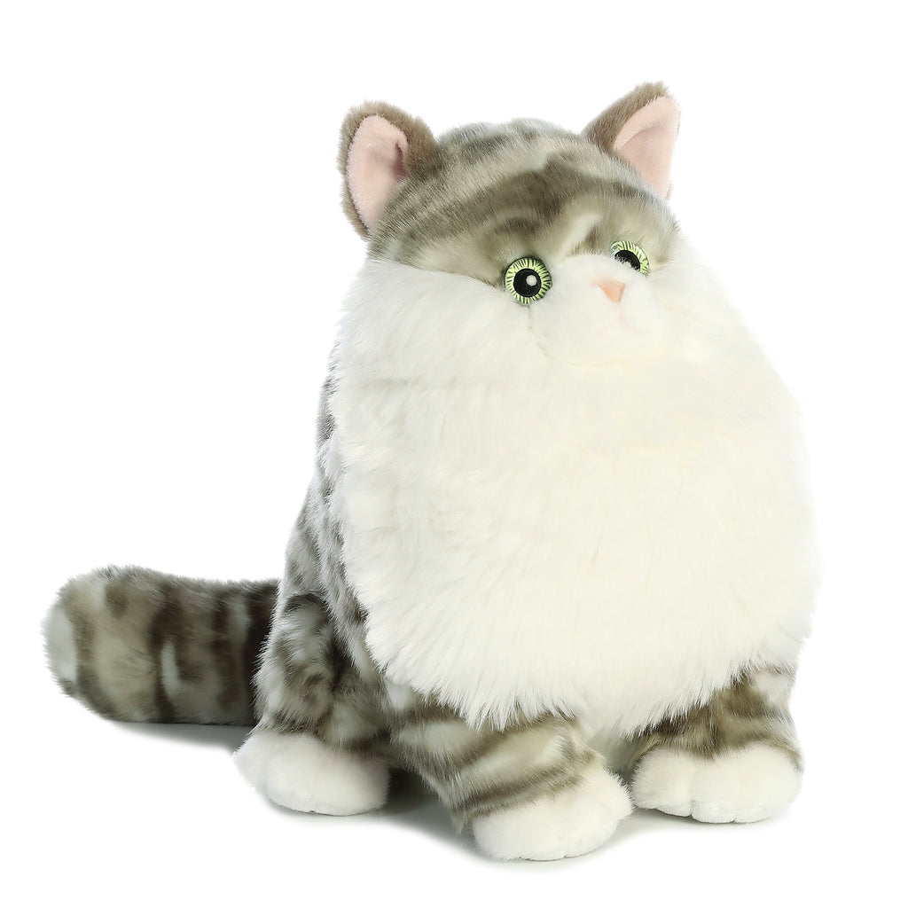 "Aurora Fat Cats - 9.5"" Dumpling Tabby"