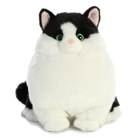 Fat Cats - Muffins Tuxedo 9.5in