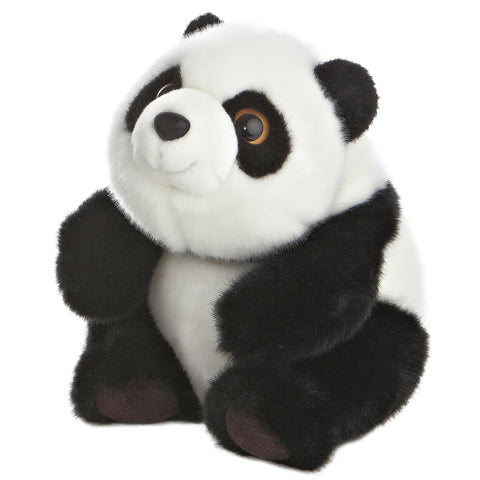 Lin Lin Panda Sitting 9in