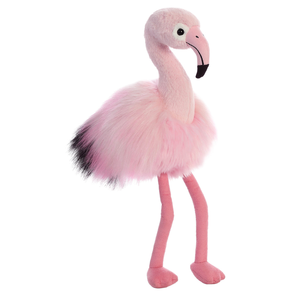 "Aurora Luxe Boutique - 12"" Ava Flamingo"