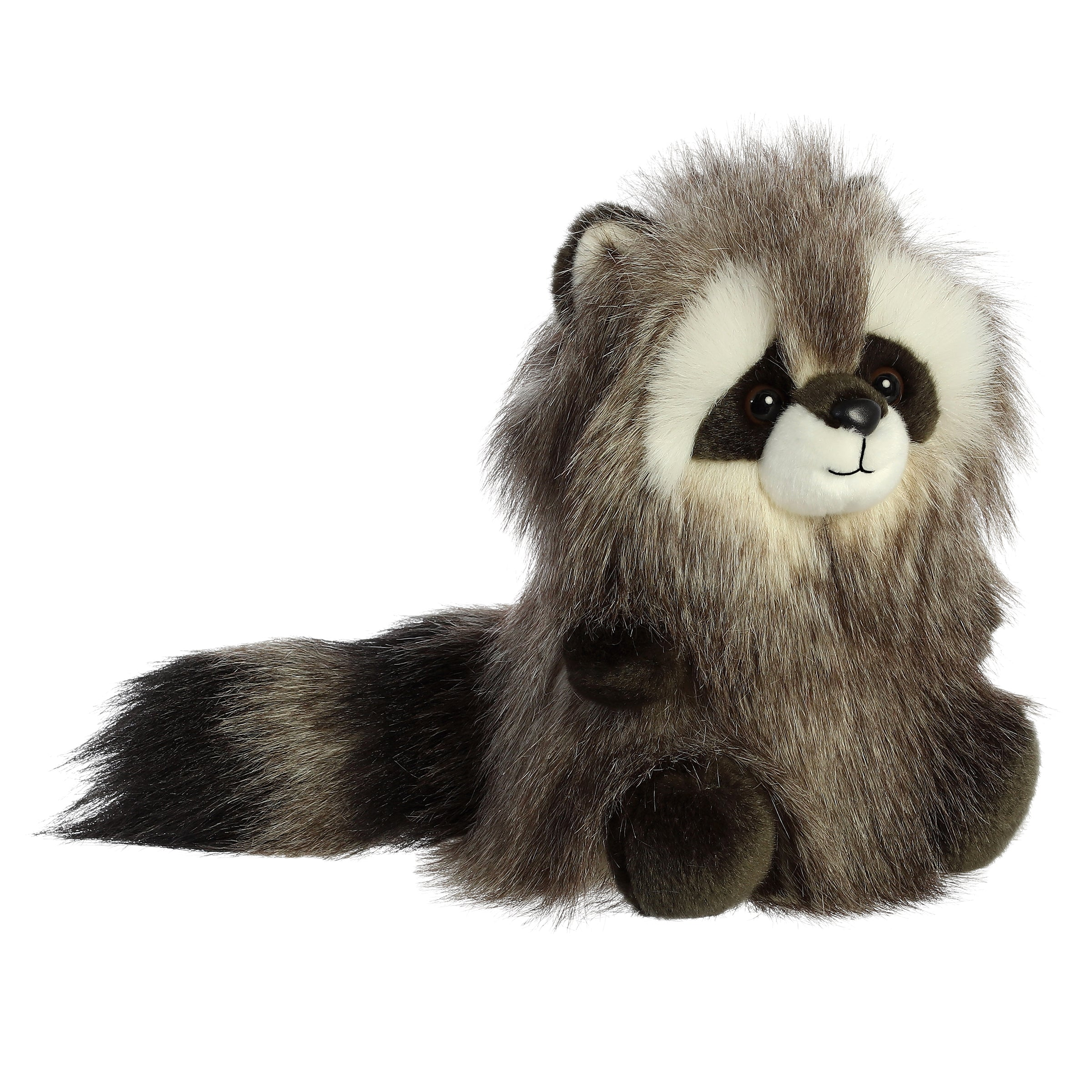 "Aurora Luxe Boutique - 9"" Mika Raccoon"