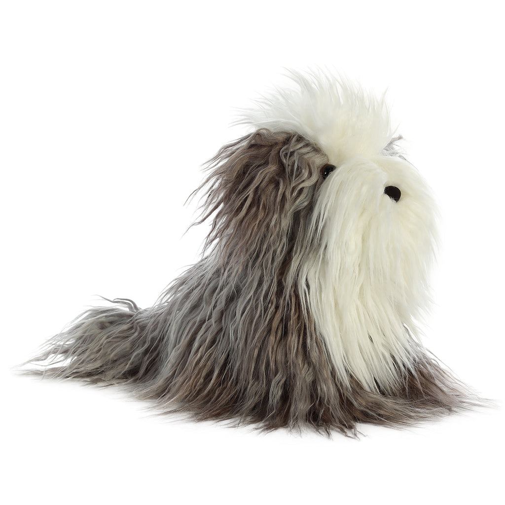 "Aurora Luxe Boutique - 10"" Finley Sheepdog"
