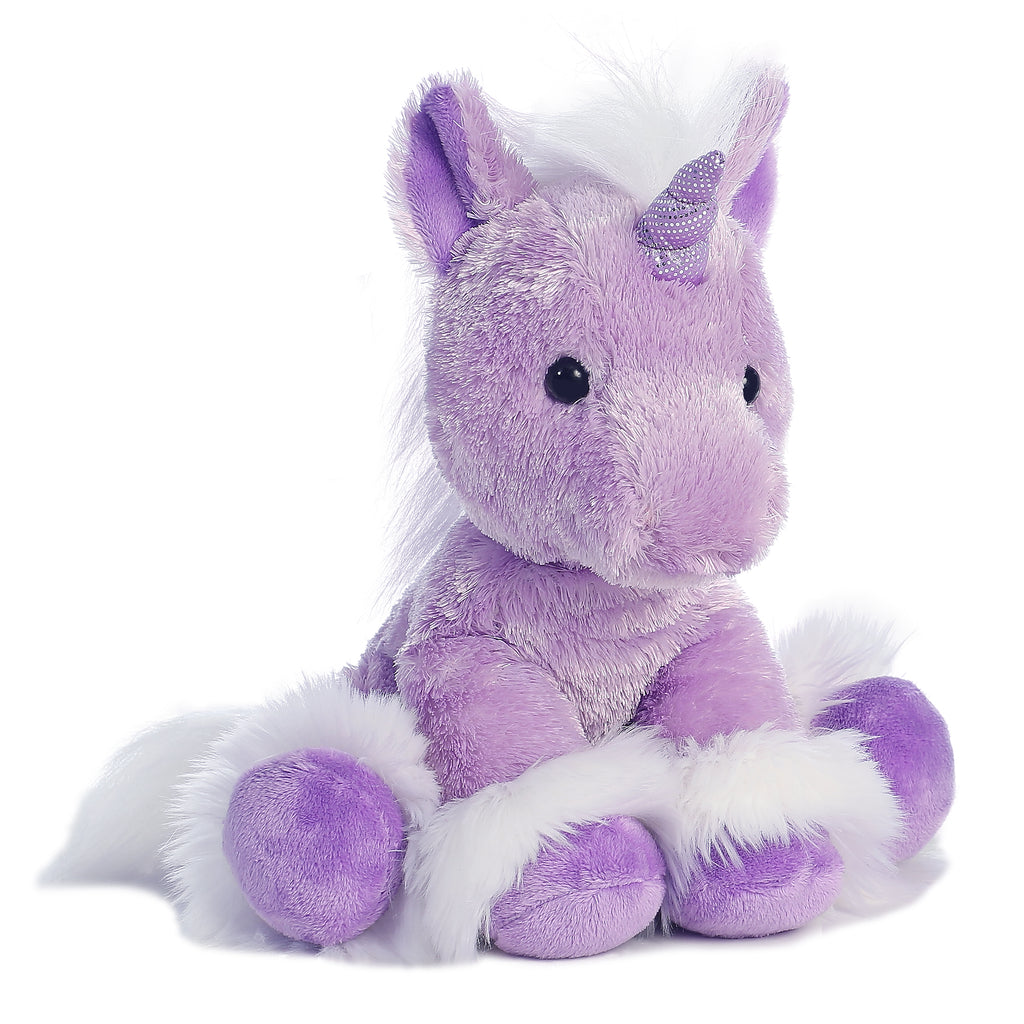 "Aurora Sparkle Tales - 12"" Dreaming Of You Unicorn Purple"