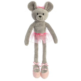 "Aurora Ballerina - 14"" April Ballerina Mouse"