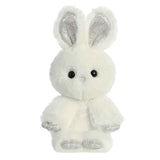 "Aurora Minkies Bunny Off 10"" White"