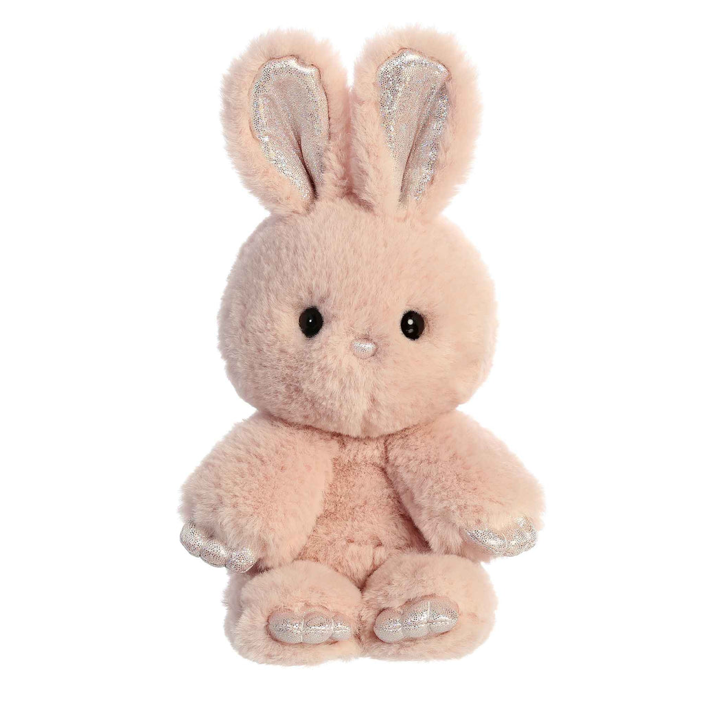 "Aurora Minkies Bunny - 10"" Blush"