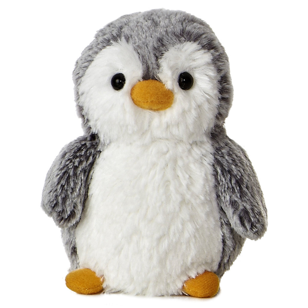 "Aurora PomPom Penguin - 6"" Mini"