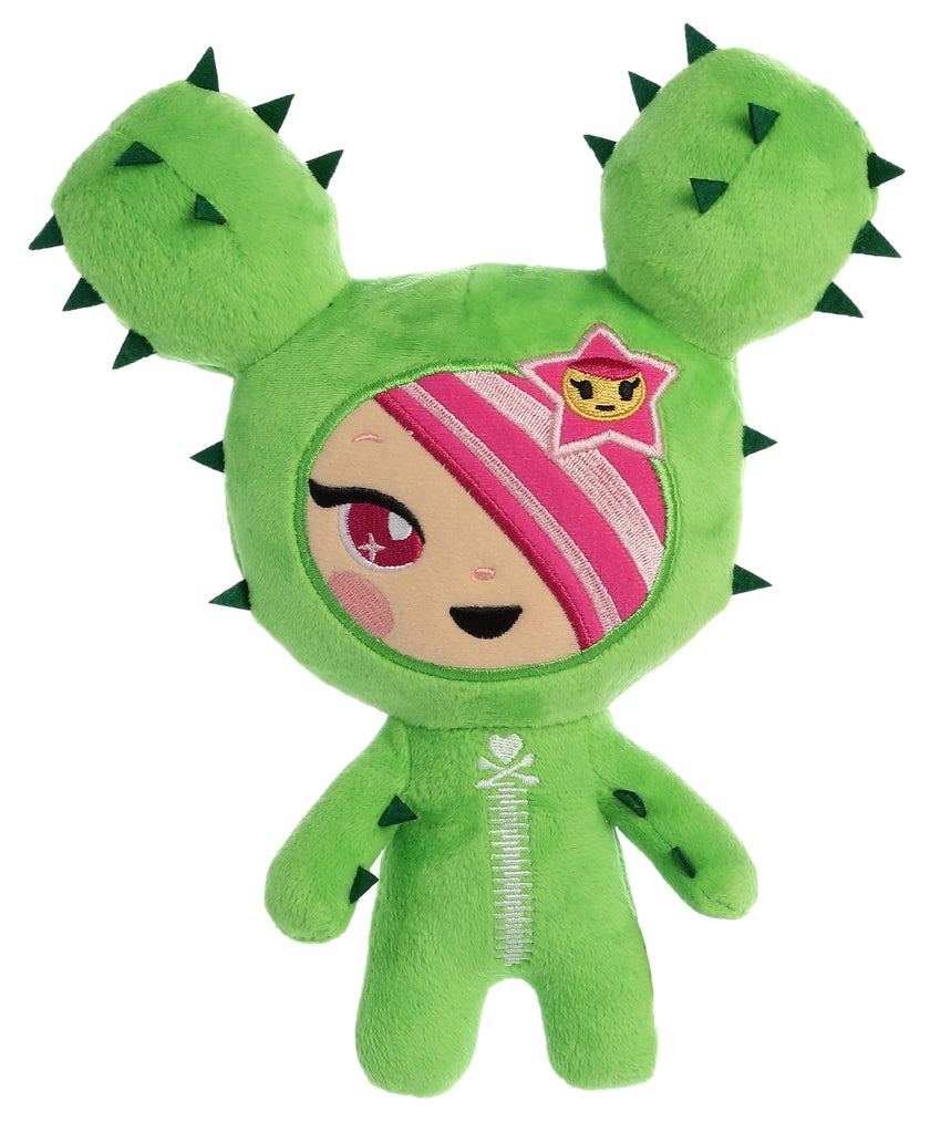 "Aurora tokidoki - 9"" Cactus Friends Sandy"