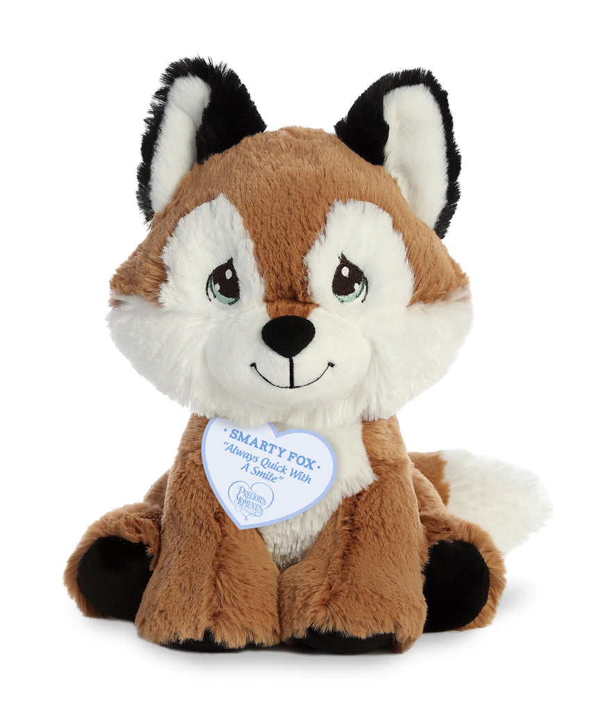 "Aurora Precious Moments - 8.5"" Smarty Fox"