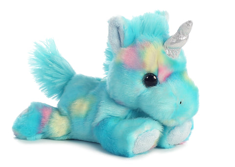Bright Fancies - Blueberryripple Unicorn 7in
