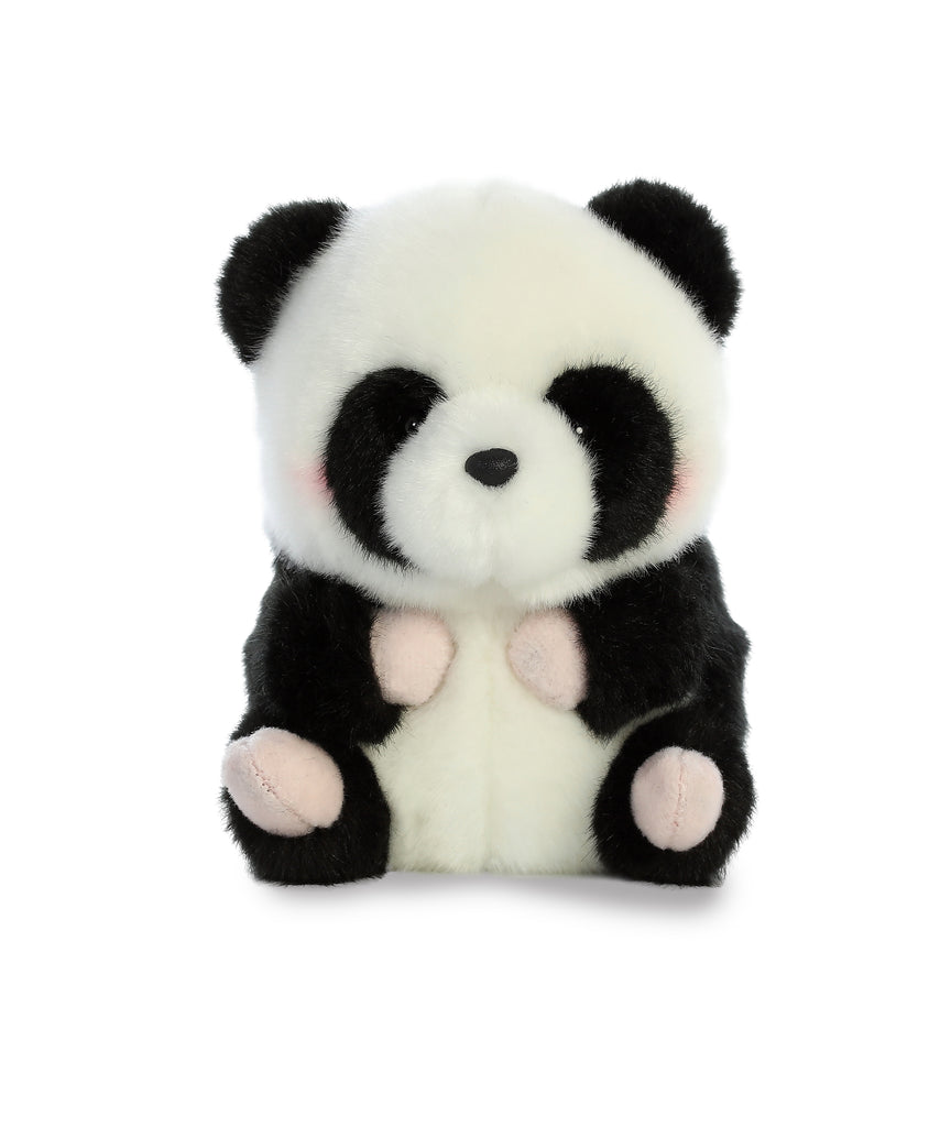 "Aurora Rolly Pet - 5"" Precious Panda"