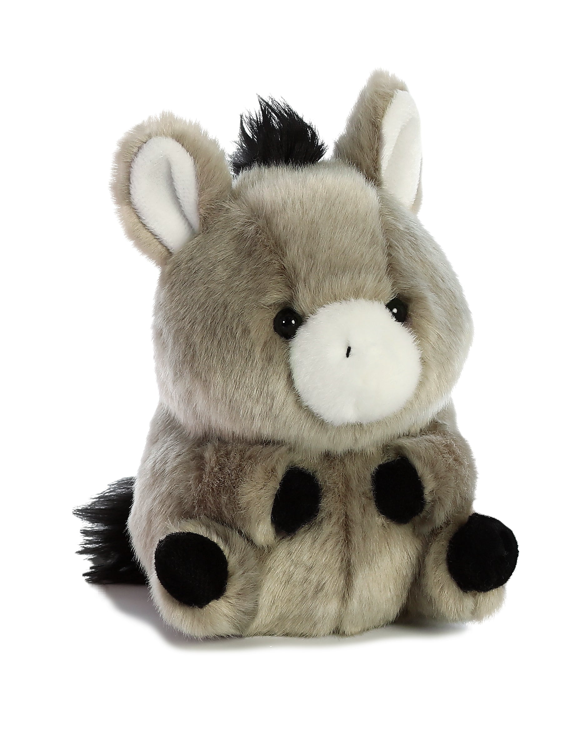 "Aurora Rolly Pet - 5"" Bray Donkey"