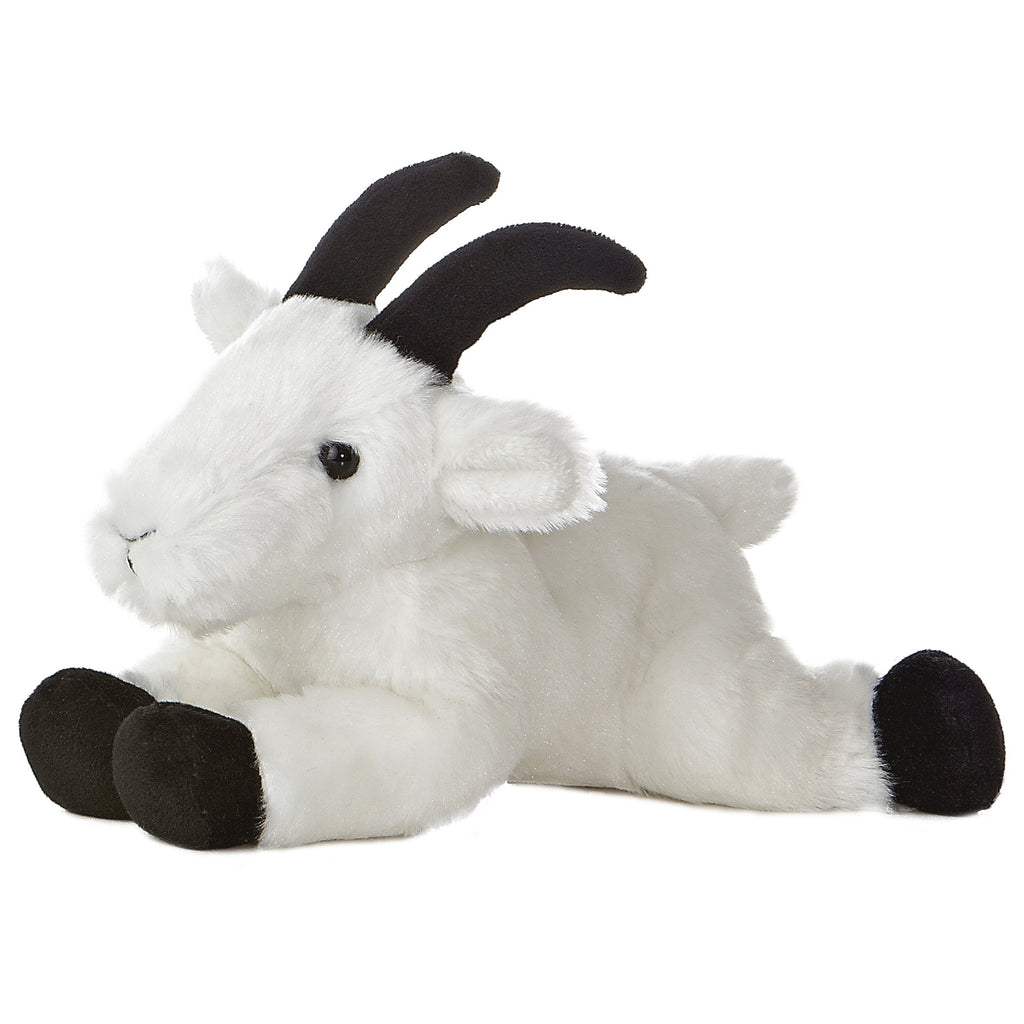 "Aurora Mini Flopsie - 8"" Rocky Mountain Goat"