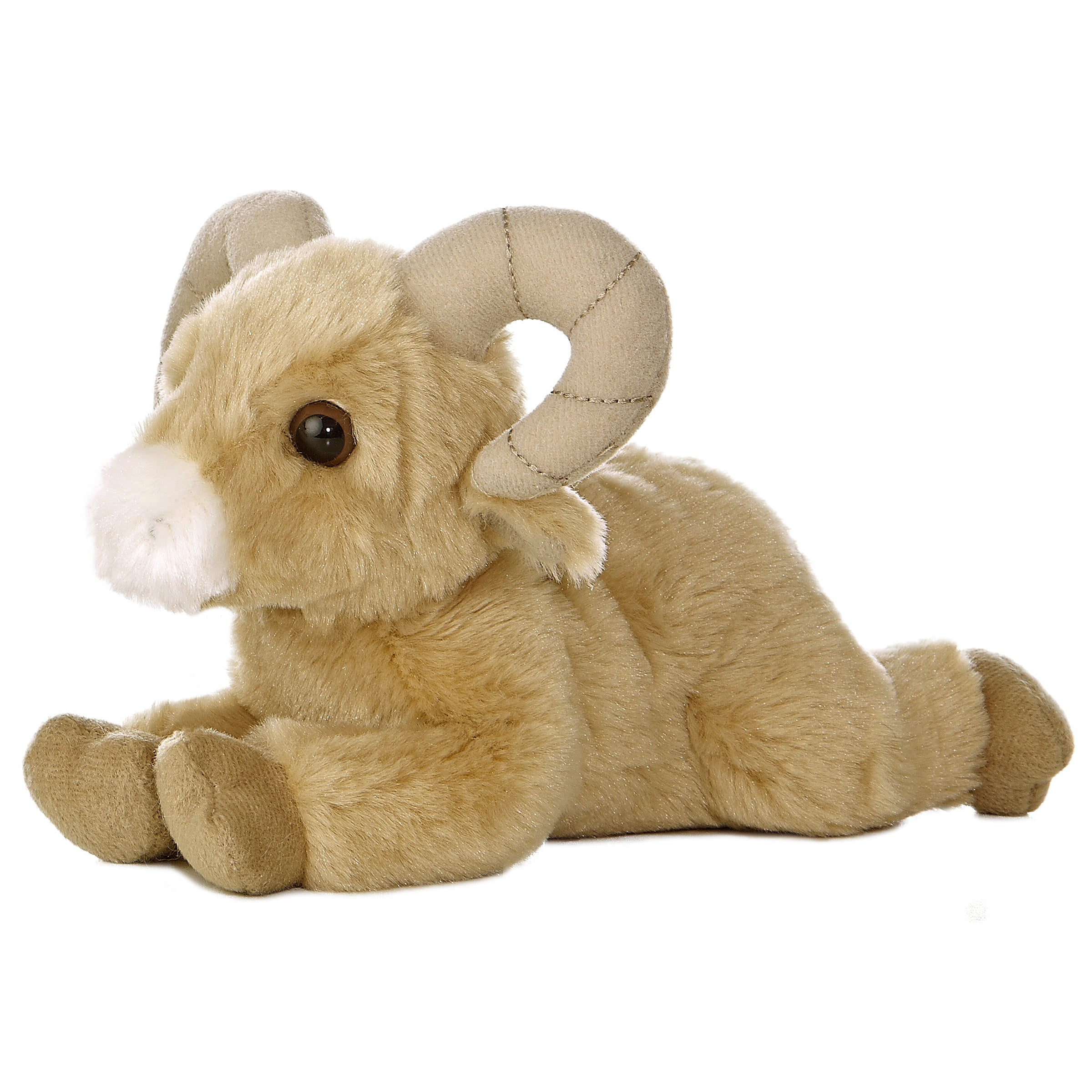 "Aurora Mini Flopsie - 8"" Big Horn Sheep"