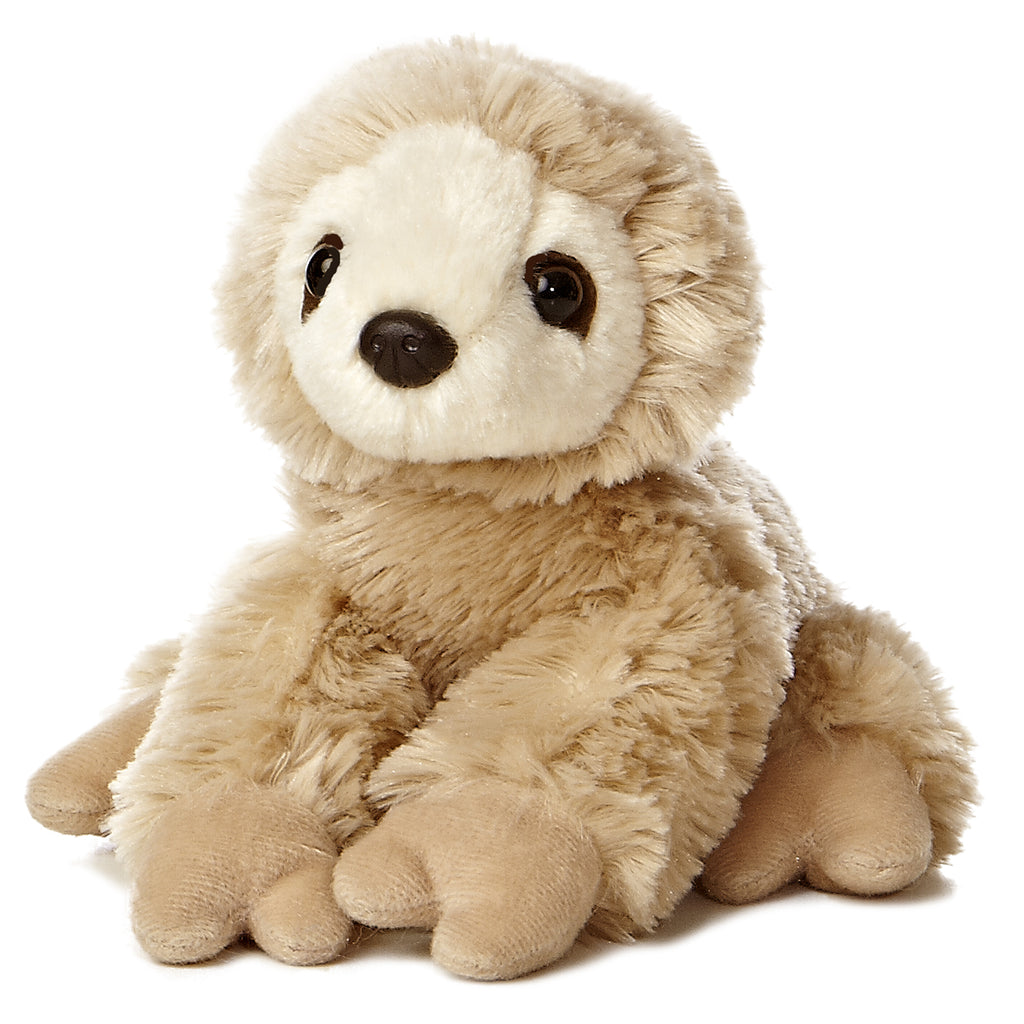 "Aurora Mini Flopsie - 8"" Sloth"