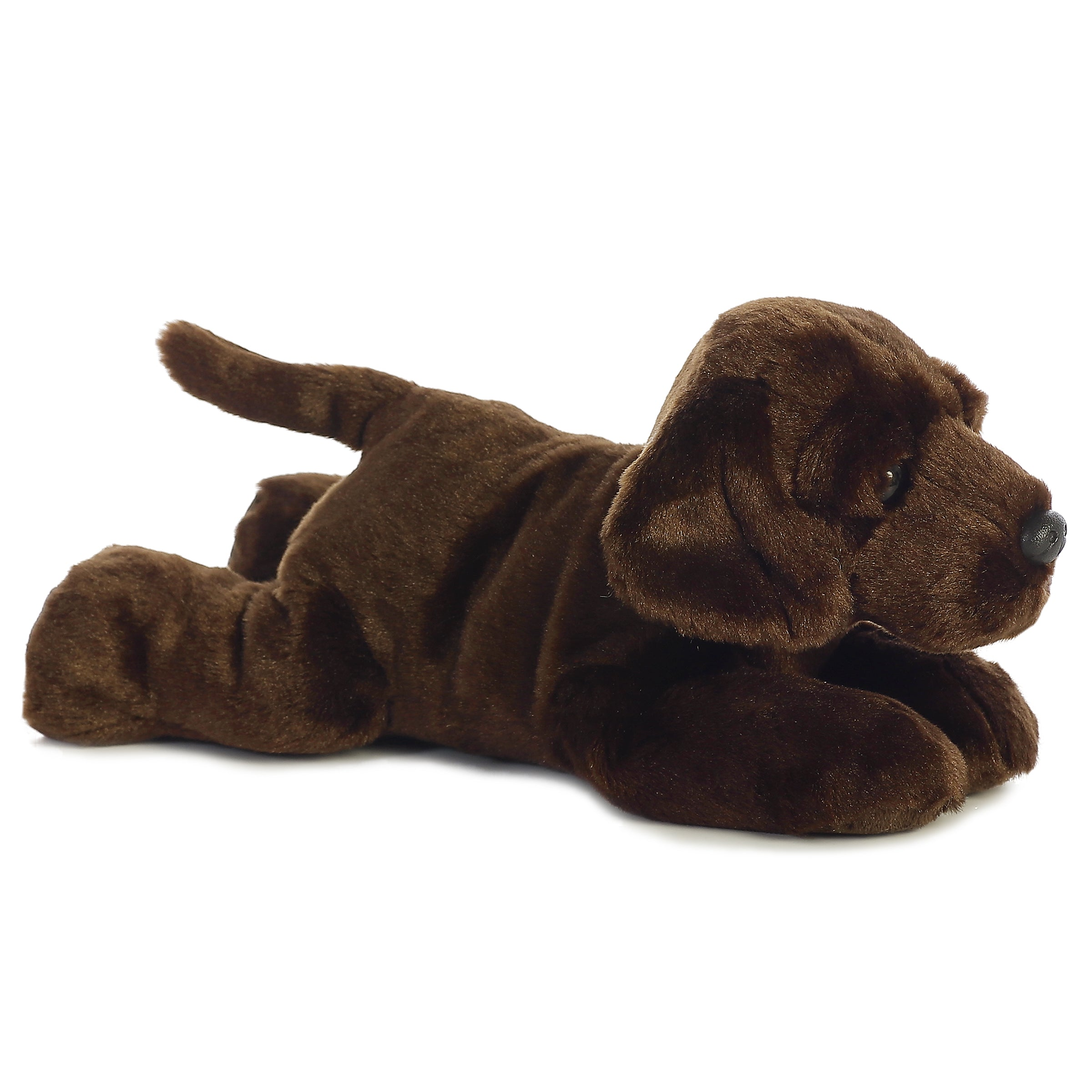 "Aurora Flopsie - 12"" Chocolate Lab Max"