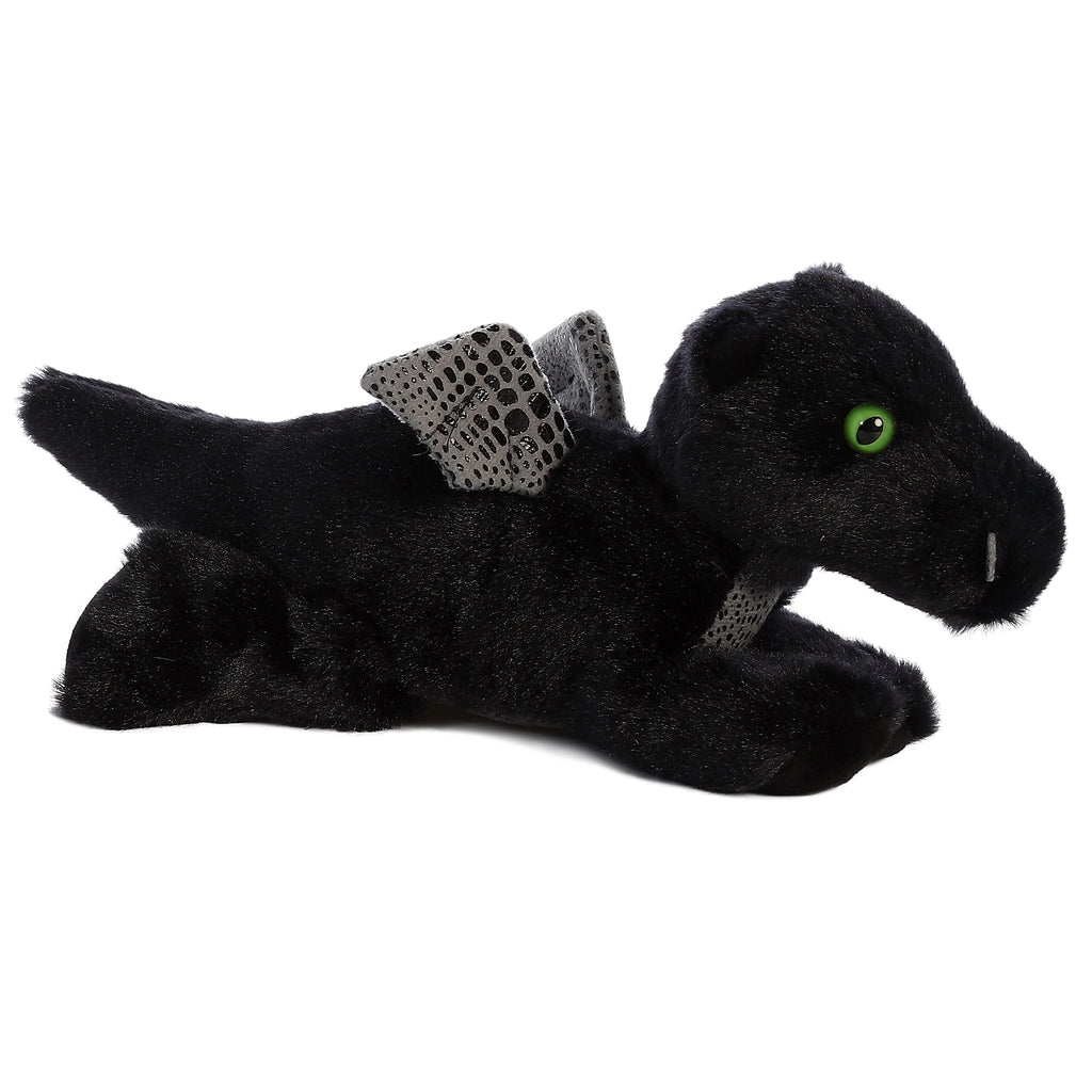 "Aurora Mini Flopsie - 8"" Midnight Dragon"
