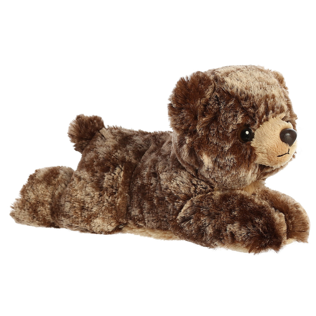 "Aurora Mini Flopsie - 8"" Brownie Bear"