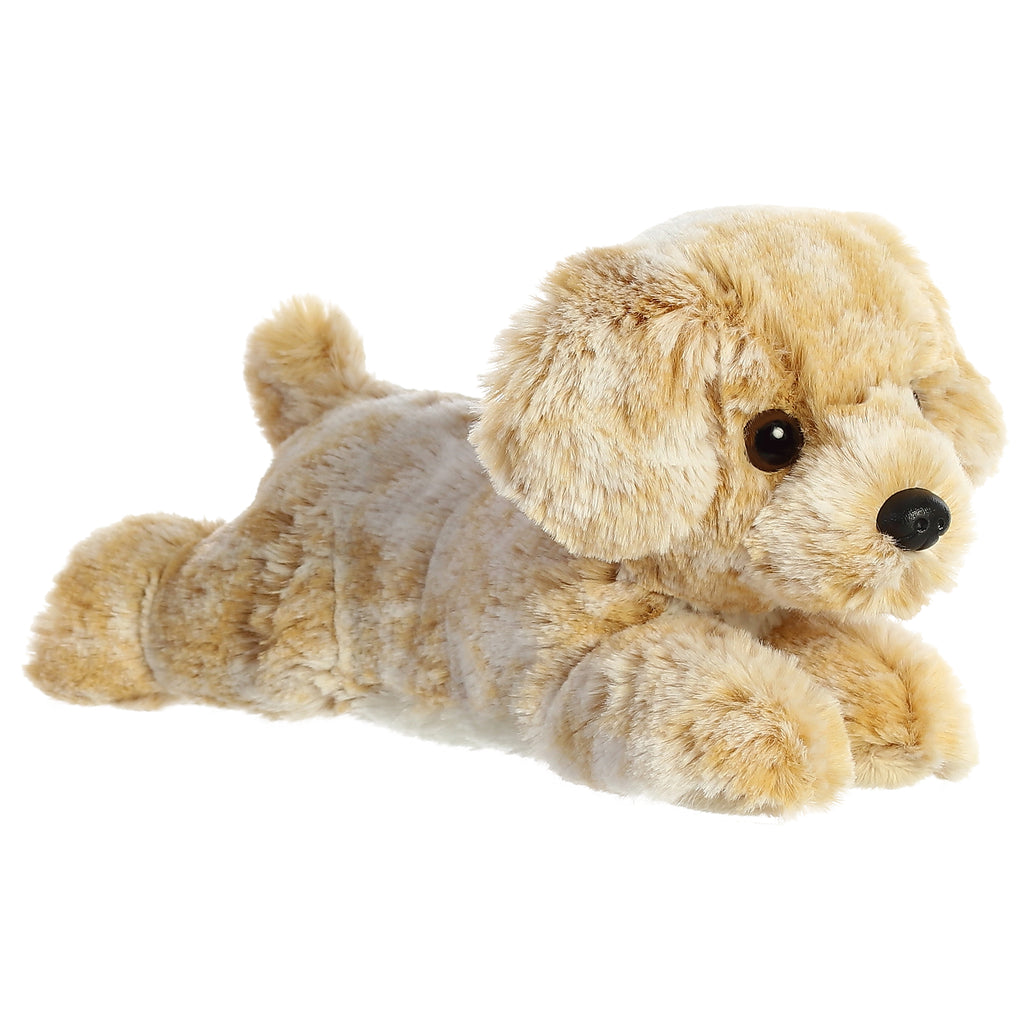 "Aurora Mini Flopsie - 8"" Rusty Retriever"