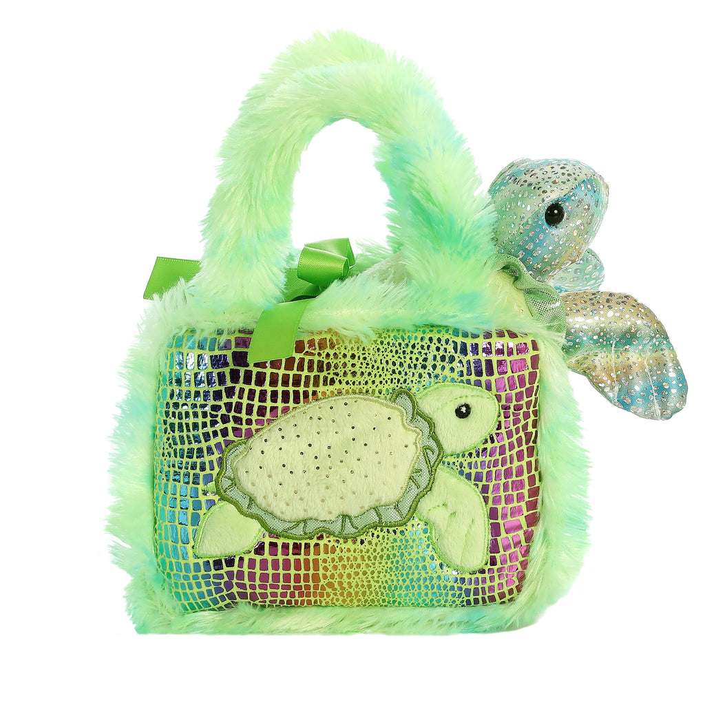 "Aurora Fancy Pals - 7"" Sea Turtle"