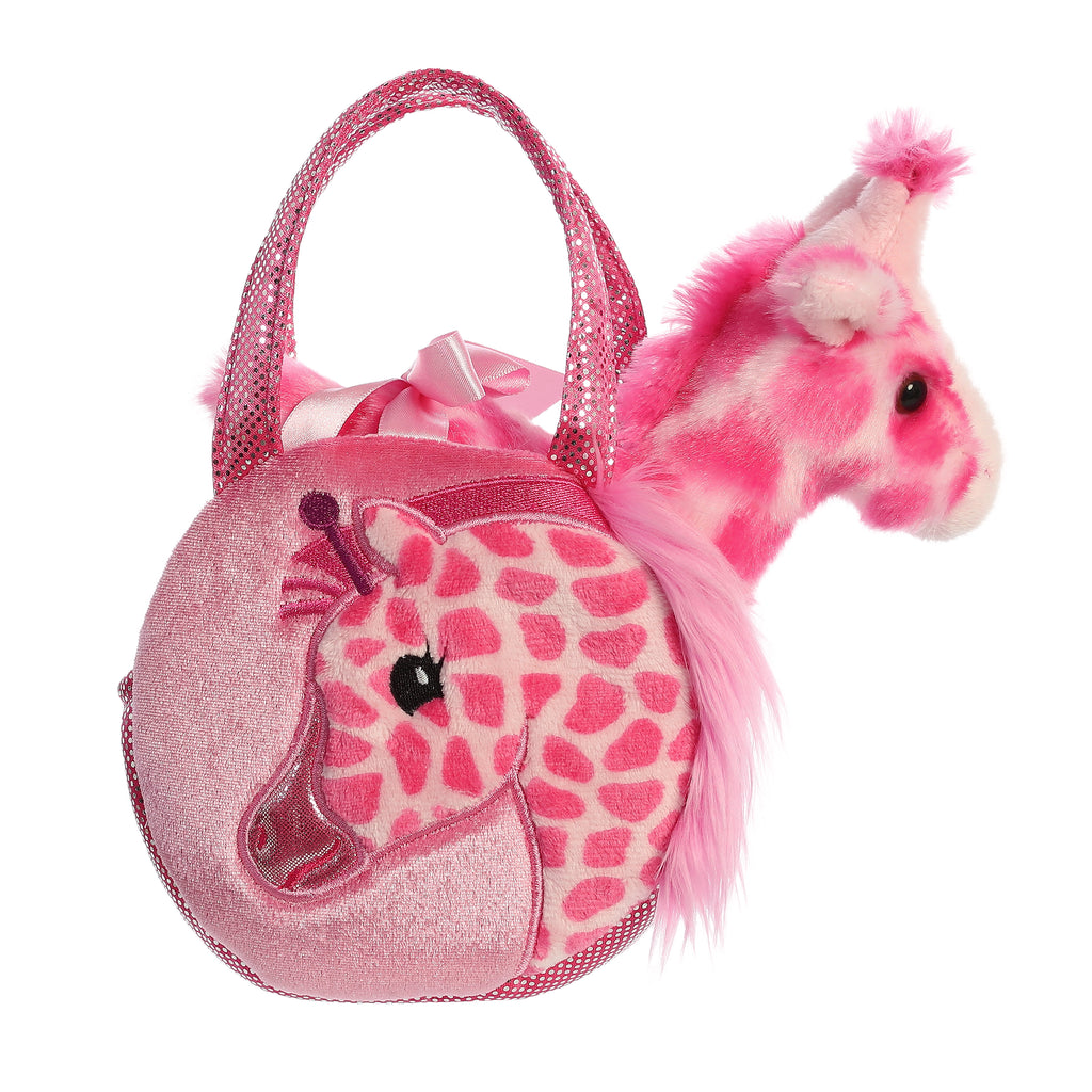 "Aurora Fancy Pals - 7"" Jungle Bundles Giraffe"