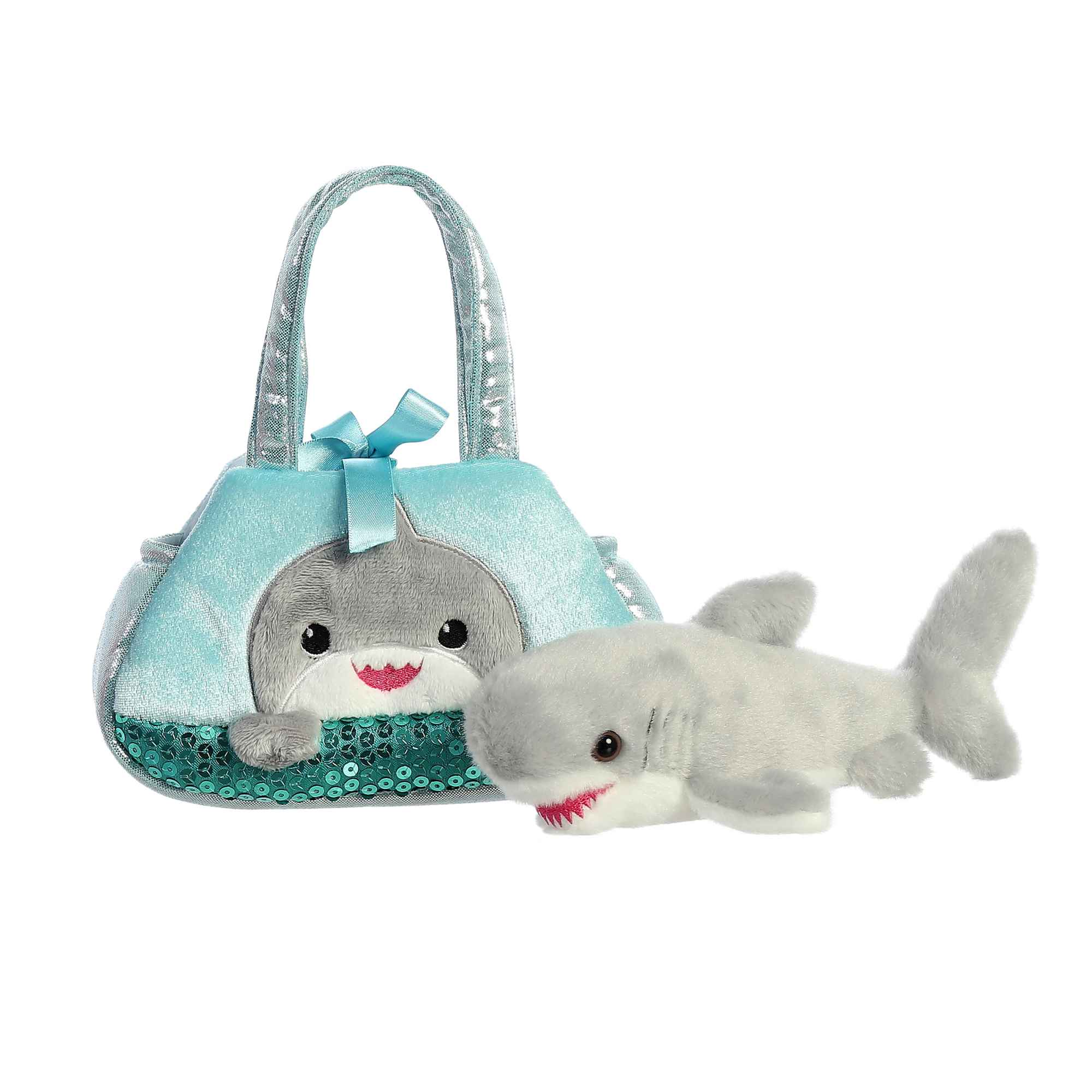 "Aurora - Fancy Pals - 7"" Peek-A-Boo Shark"