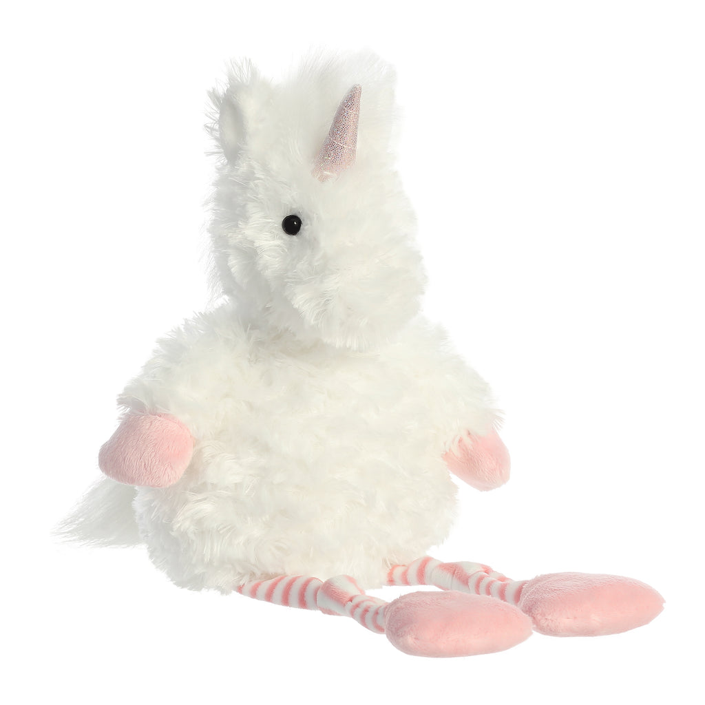 "Aurora Knottingham Friends - 16"" Stella Unicorn"