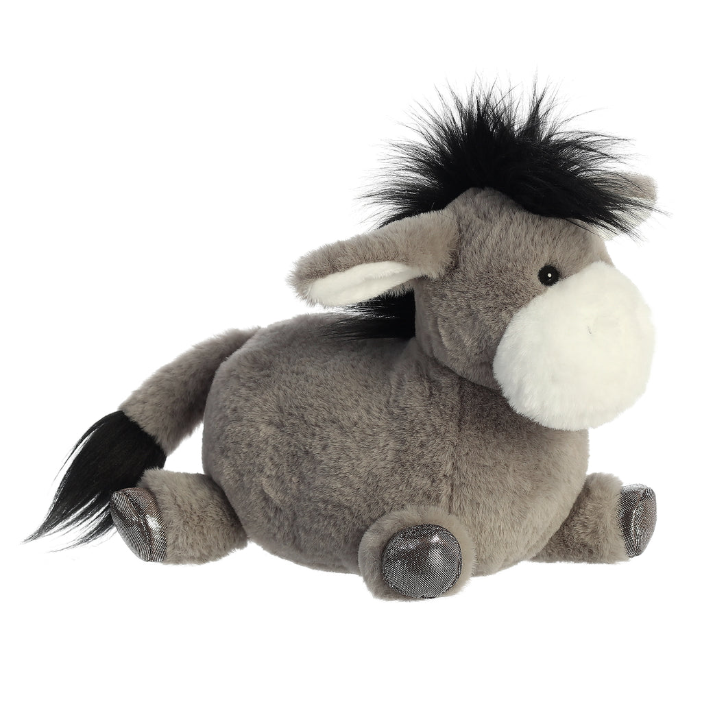 "Aurora Macaron Collection - 10"" Donkey"