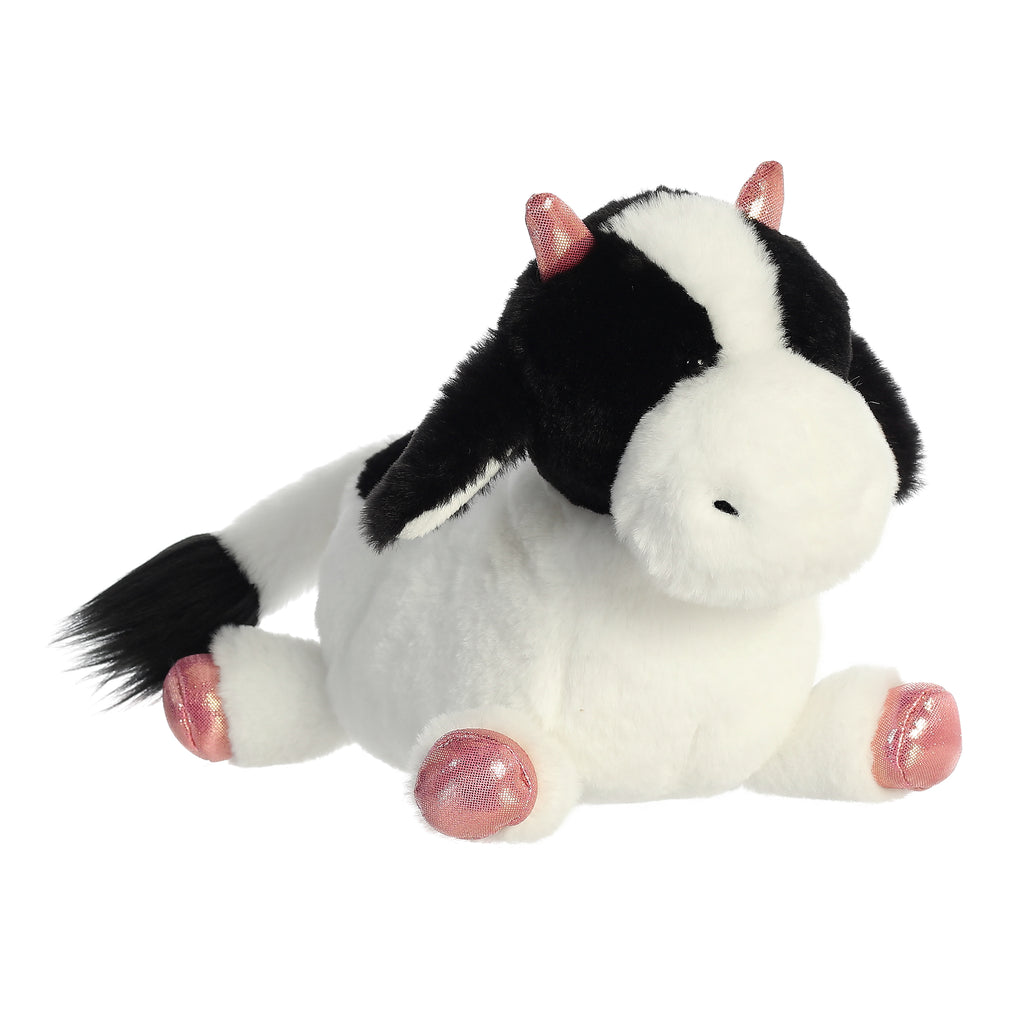 "Aurora Macaron Collection - 10"" Cow"